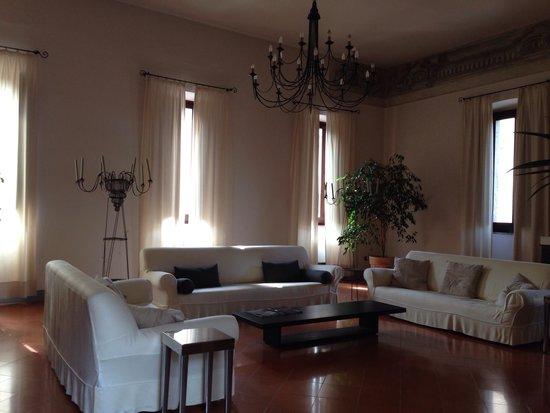Palazzo Piccolomini: Sala al secondo piano
