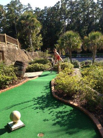 Miniature Golf @ Tupelo Bay Golf Center, 1800 Hwy 17 Business ...