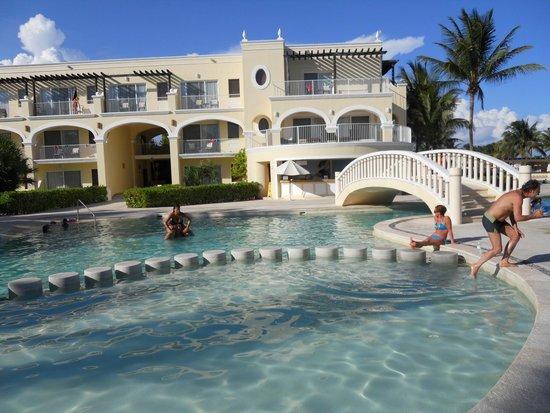 Dreams Tulum Resort & Spa: Piscine interne