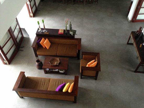 Imagine Villa Hotel: le salon