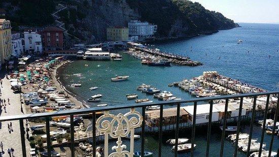 Casa a Mare: Splendida vista su Marina Grande dalla stanza