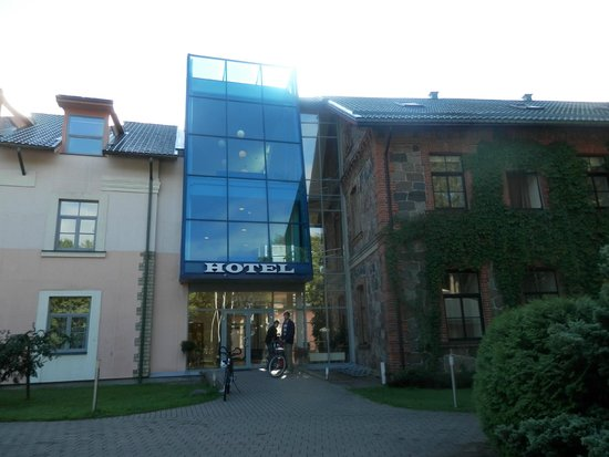 Hotel Sigulda : Отель