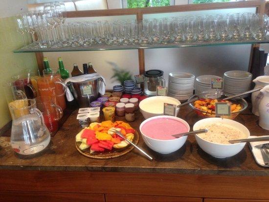 Hotel&Villa Auersperg: 朝食