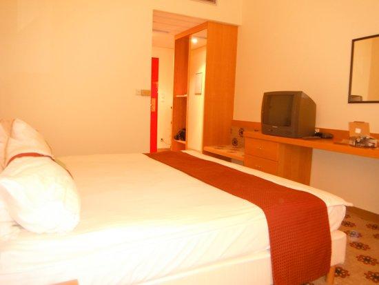 Holiday Inn Budapest-Budaors : rooom