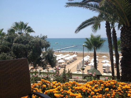 Barut Arum : A view from Bonsai restaurant