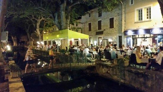 Terras Langs Het Water Picture Of Restaurant La Cantonnade
