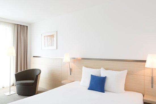 Novotel Berlin Mitte: Guest Room