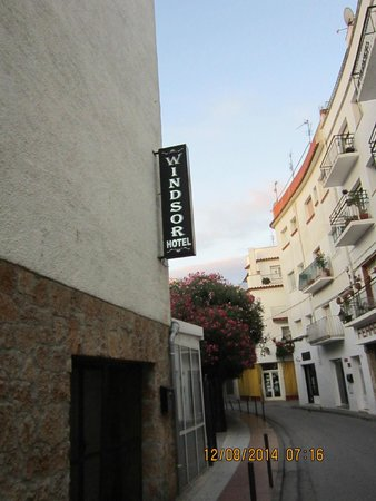 Hotel Windsor: Hotel
