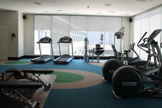 Park Inn by Radisson Davao : Park Inn gym