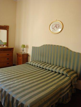 Residenza Giotto: Letto camera 6