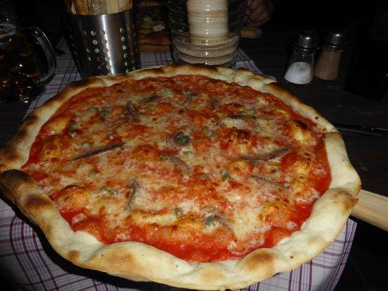 Pian del Bosco: Pizza