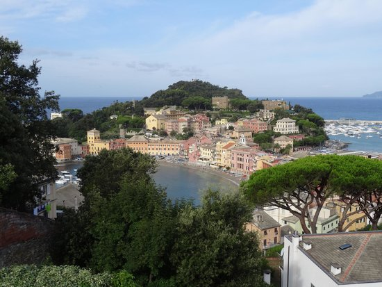 Vis a Vis Hotel : Nice view from room