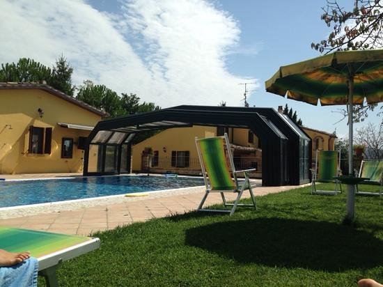 Colle Indaco Country House & Spa - Wellness: PISCINA
