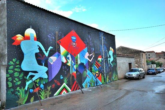 Vodnjan, Croatia: Davor Gromilovic for Boombarstick festival 2014