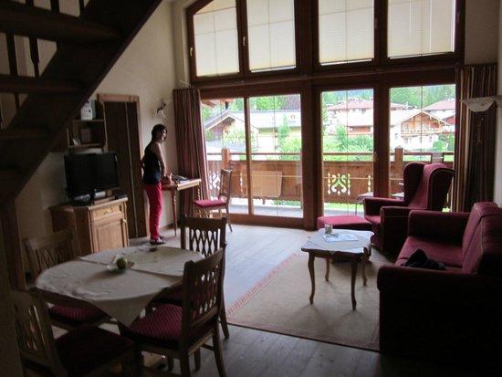 Sonnenhof Hotel + Appartements: Prachtige suite