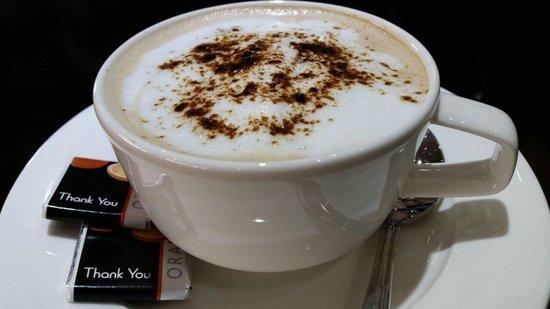 Regales: Cappuccino