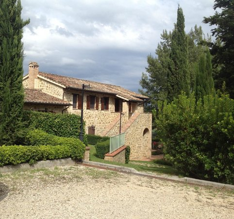 Il Castellaro Country House : appartamenti