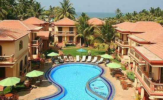 Resort Terra Paraiso: Pool View