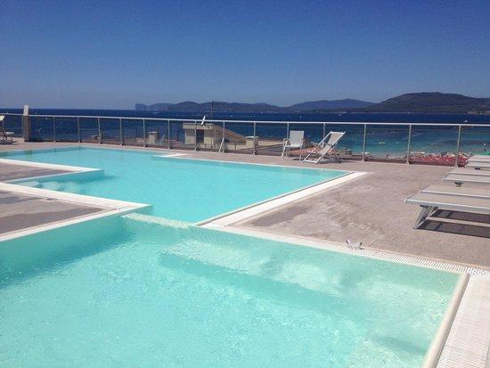 Alma di Alghero Hotel: Pool