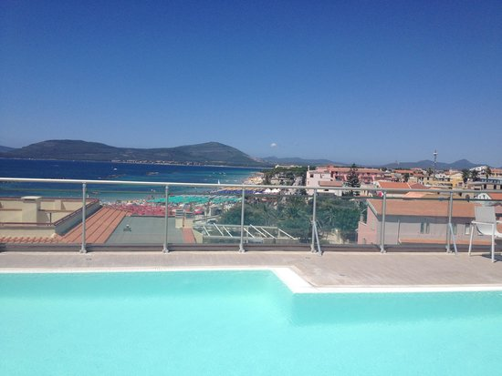 Alma di Alghero Hotel: pool2