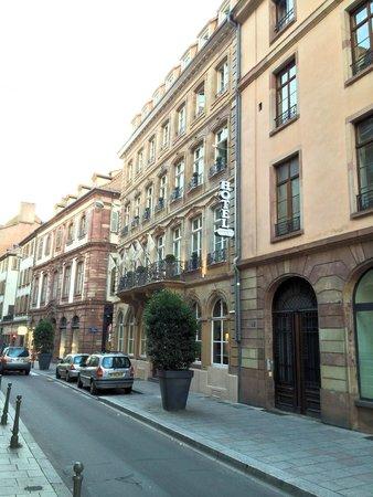 Hotel Gutenberg: Außenansicht
