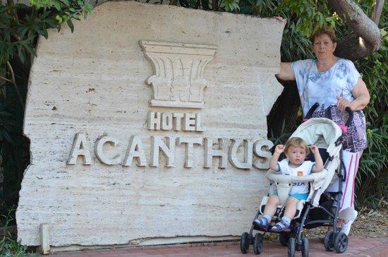Barut Acanthus & Cennet: :)
