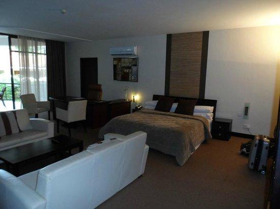 Protea Hotel Kampala: Room