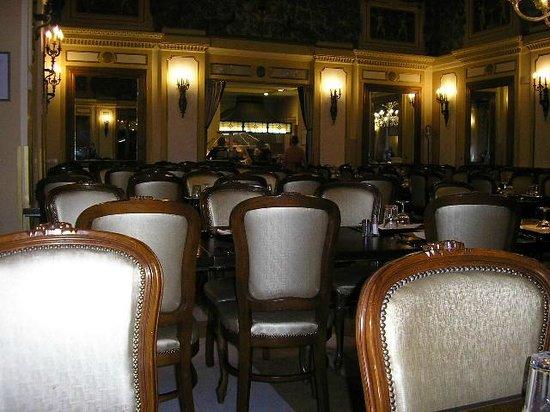 Grand Hotel Britannia Excelsior: Dining Room