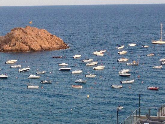 Premier Gran Hotel Reymar & Spa: plage très fréquentée ...