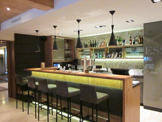 Sonnenhof Hotel + Appartements: Bar