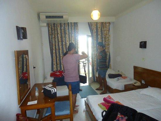 Hotel Emira: Chambre