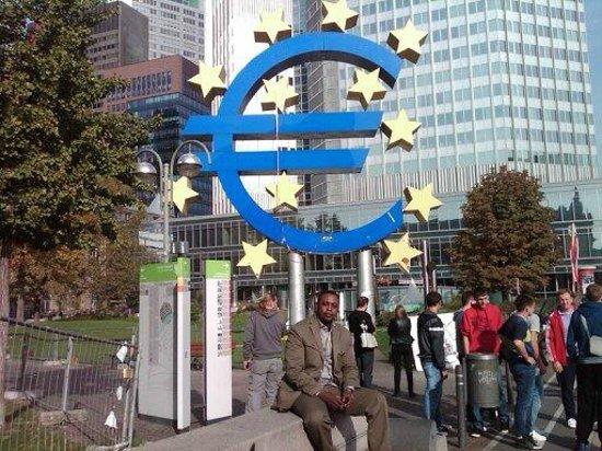 Frankfurt City Tour: BANQUE CENTRALE EUROPEENNE