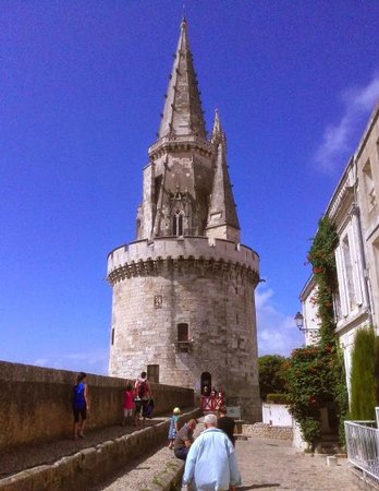 Tours de La Rochelle : Tour de la Lanterne