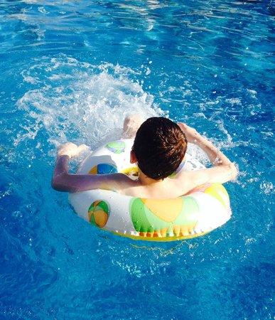 Bayramoglu Resort Hotel: havuz keyfi