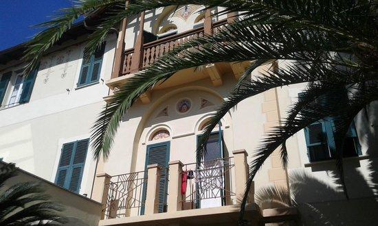Hotel Residence La Palma : Parte di residence dell'hotel