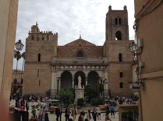 Duomo di Monreale : Duomo - settembre 2013