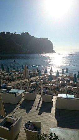 La Plage Resort : spiaggia