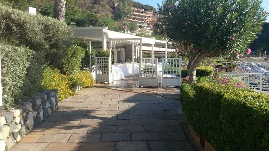 La Plage Resort : ristorante fusion