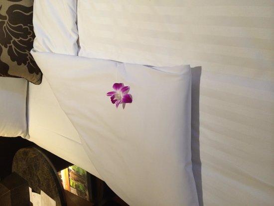 Anantara Riverside Bangkok Resort: Excellent house keeping