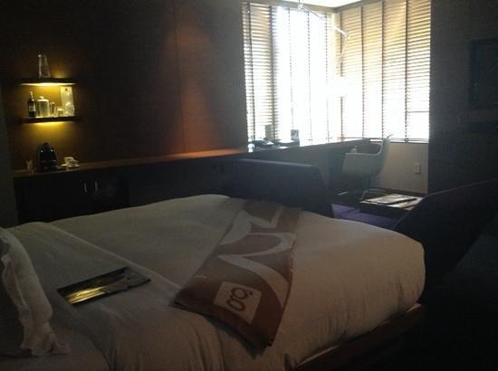 Hotel Le Germain Calgary : Room at Le Germain