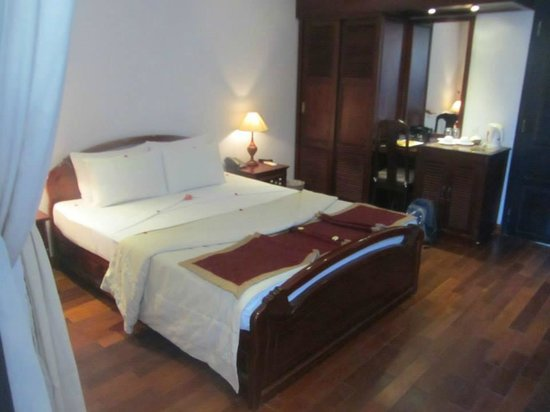 Thuy Duong 3 Hotel : Our room