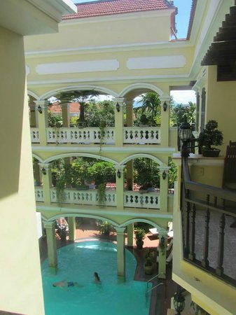 Thuy Duong 3 Hotel : Pool