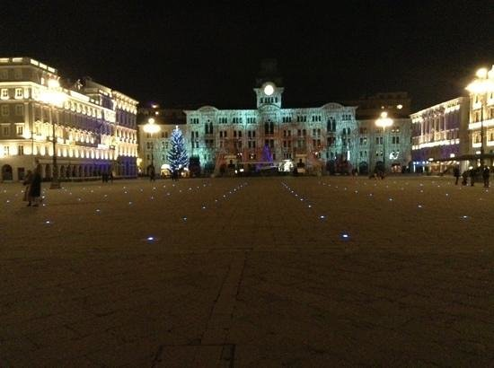 Piazza dell'Unita d'Italia : Piazza dell'unita' - Gennaio 2014