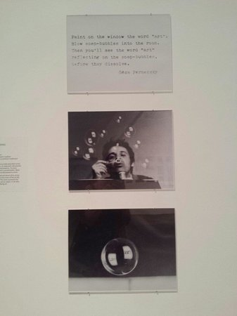 MOCAK Museum of Contemporary Art in Krakow : exhibition