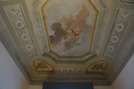 Palazzo Guicciardini: 天井画