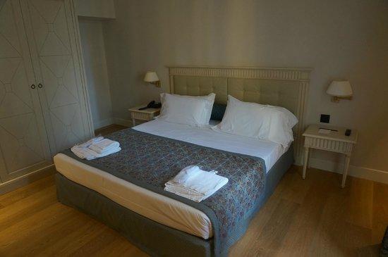 Palazzo Guicciardini: ベッドルーム