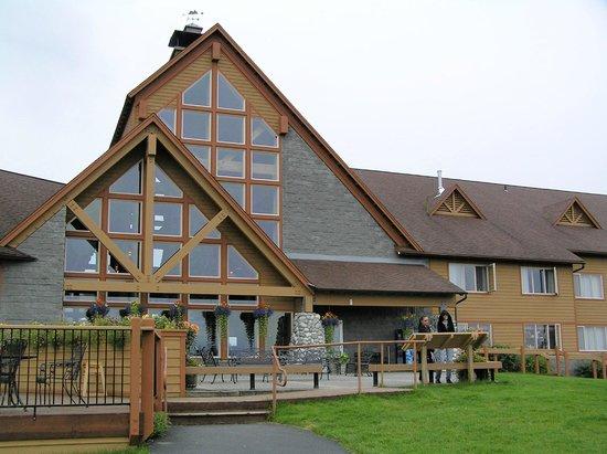 Talkeetna Alaskan Lodge: lato nord