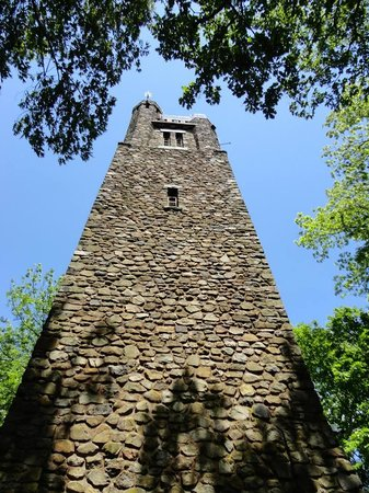 Bowman's Hill Wildflower Preserve: Bowman Tower