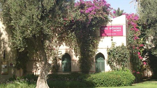 Club Med Marrakech La Palmeraie : cinq mondes spa in Club Med Marrakech