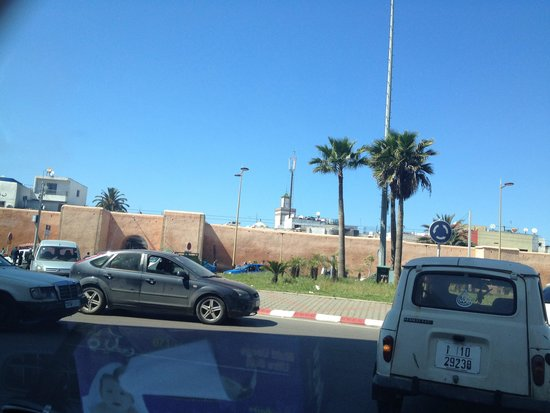Red Hotel Marrakech: On the way